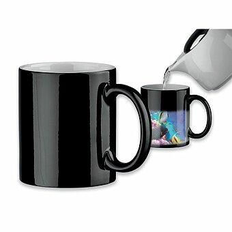Obrázek produktu WOW - keramický sublimační hrnek, 320 ml, černá