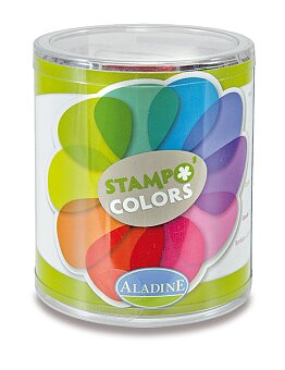 Obrázek produktu Razítkové barevné polštářky - Vitamine