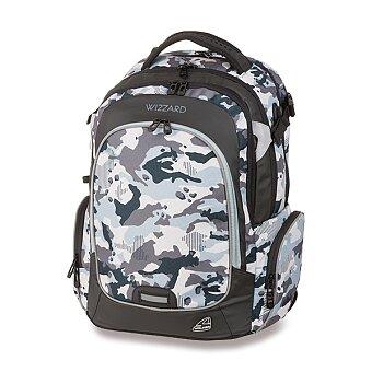 Obrázek produktu Školní batoh Walker Campus Wizzard Camouflage