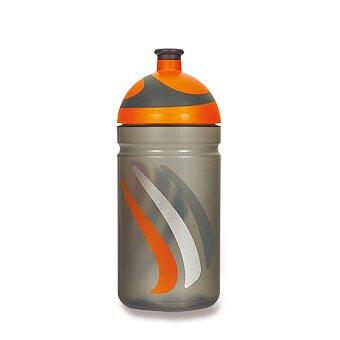 Obrázek produktu Zdravá lahev BIKE 2K19 0,5 l - oranžová
