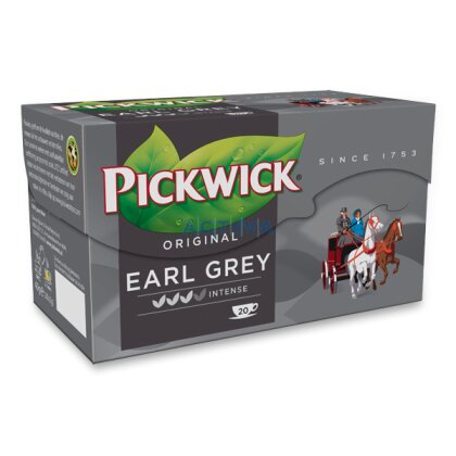 Obrázek produktu Pickwick - černý čaj - Earl Grey Tea