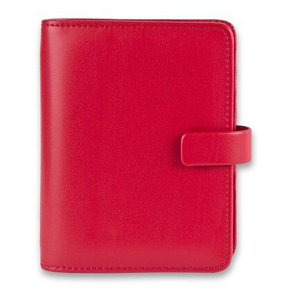 Obrázek produktu Filofax Metropol - diář A5 - červený