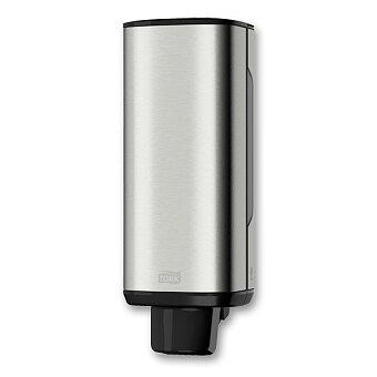 Obrázek produktu Luxusní zásobník na pěnové mýdlo Tork Image Design - nerez