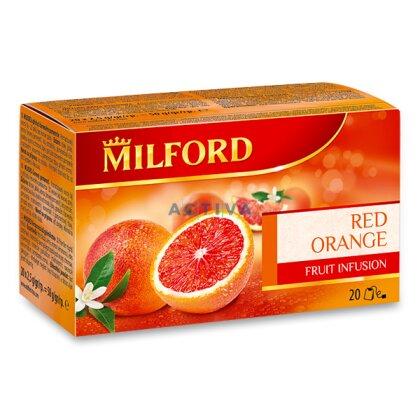 Obrázek produktu Milford - ovocný čaj - Červený pomeranč