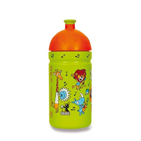 Zdravá lahev 0,5 l ZOO kapela