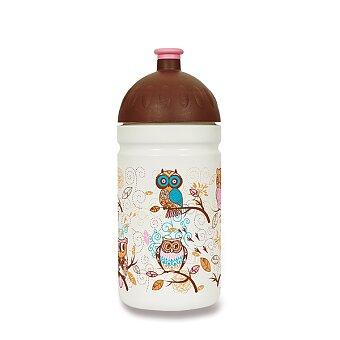 Obrázek produktu Zdravá lahev 0,5 l - Sovičky