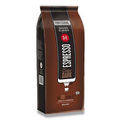 Obrázek produktu Douwe Egberts Espresso Extra Dark - zrnková káva - 1000 g