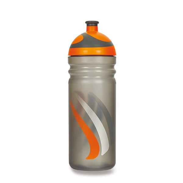 Zdravá lahev BIKE 2K19 0,7 l oranžová