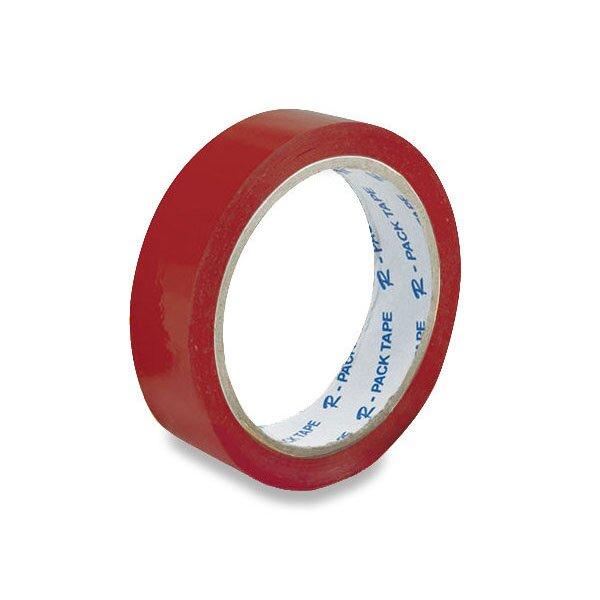 Samolepicí páska Rears Pack červená