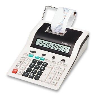Obrázek produktu Kalkulátor s tiskem Citizen CX-123N - 12 místný, dvoubarevný tisk