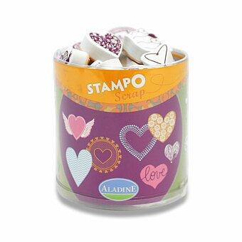 Obrázek produktu Razítka Stampo Scrap - Srdíčka