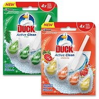 Čistič a osvěžovač WC Duck Active Clean