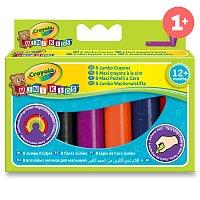 Voskovky Crayola Mini Kids Jumbo