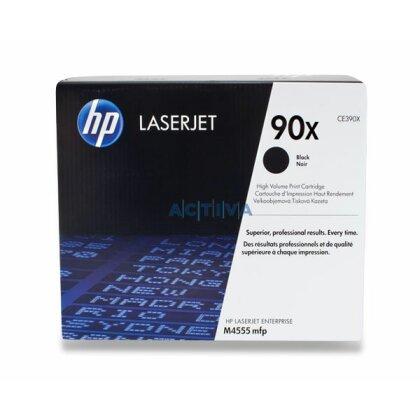Obrázek produktu HP - toner CE390X, black (černý) pro laserové tiskárny