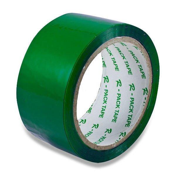 Barevná samolepicí páska Reas Pack zelená