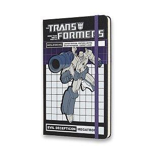 Zápisník Moleskine Transformers  - tvrdé desky