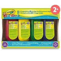 Prstové barvy Crayola Mini Kids