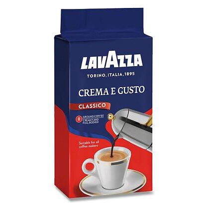 Obrázek produktu Lavazza Crema E Gusto - mletá káva - 250 g