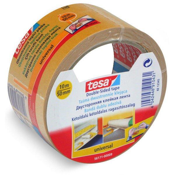 Lepicí páska Tesa Double Face, oboustranná 50 mm x 10 m