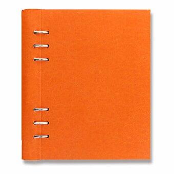 Obrázek produktu Blok Filofax Clipbook Classic A5 - oranžový