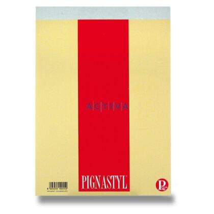 Obrázok produktu Pigna - šitý blok - A5, 70 l., štvorčekový