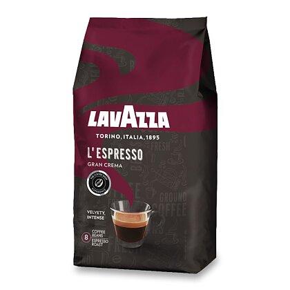 Obrázek produktu Lavazza Gran Crema Espresso - zrnková káva - 1000 g