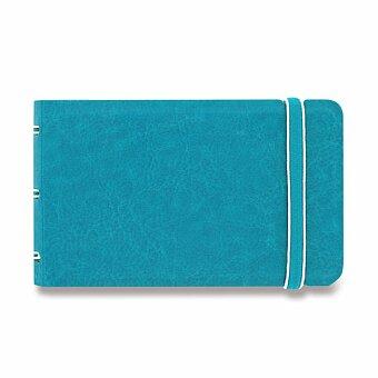 Obrázek produktu Zápisník Filofax Notebook Classic Smart A7 - tyrkysový