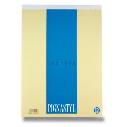 Obrázok produktu Pigna - šitý blok - A4, 70 l., linajkový