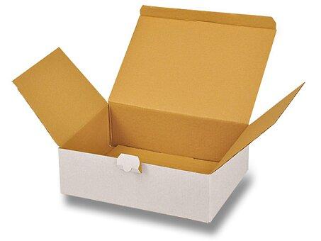 Obrázek produktu Poštovní krabice bílá - výběr rozměrů, 10 ks
