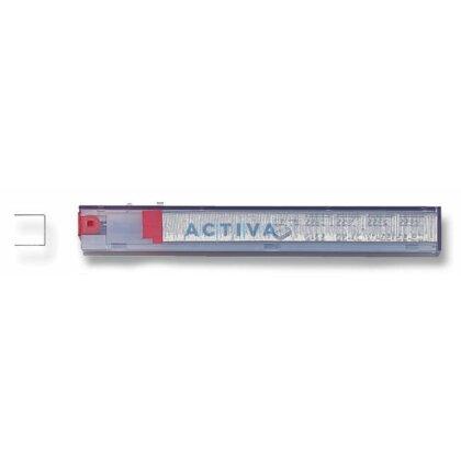 Obrázek produktu Drátky do sešívačky Leitz 5551 - K 12, 56 - 80 listů, červené