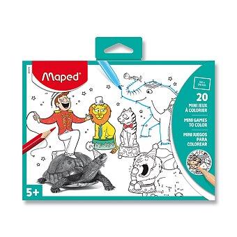 Obrázek produktu Cestovní Mini hry Maped - 15 x 20 cm