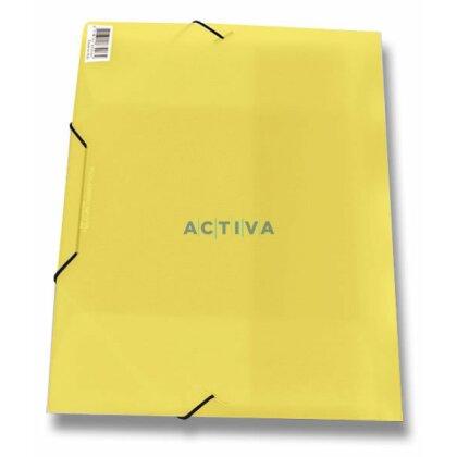 Obrázek produktu Foldermate - spisové desky - A4, žluté