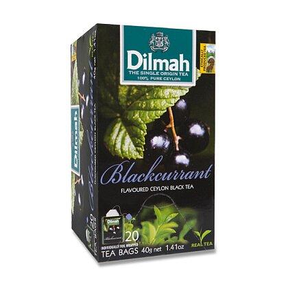 Obrázek produktu Dilmah - černý čaj - Černý rybíz