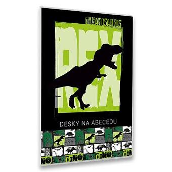 Obrázek produktu Desky na abecedu T-Rex