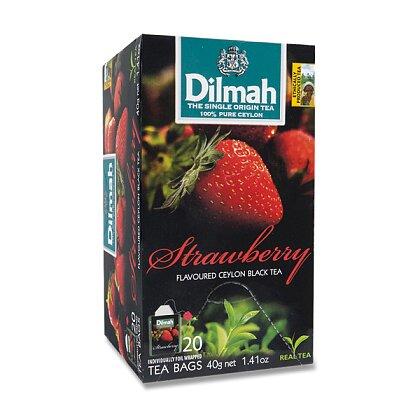 Obrázek produktu Dilmah - černý čaj - Jahoda