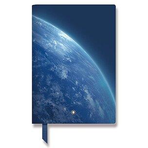 Zápisník Montblanc 146 StarWalker Blue Planet