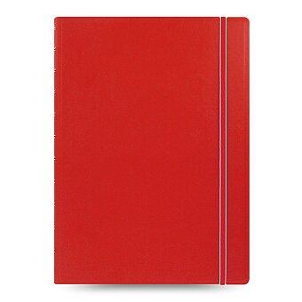 Obrázek produktu Zápisník Filofax Notebook Classic A4 - červený