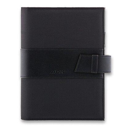 Obrázek produktu ADK Manager - denní plánovací systém A5 - černý
