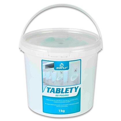 Obrázek produktu Satur - tablety do pisoáru - 1 kg