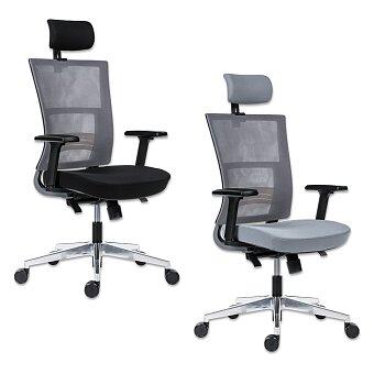 Obrázek produktu Kancelářská židle Antares Next Pdh Alu - výběr barev