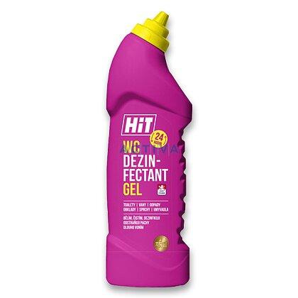 Obrázek produktu Hit dezinfectant gel - dezinfekční prostředek