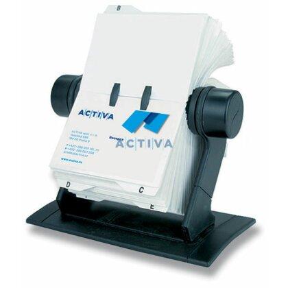 Obrázek produktu Auttep Rotacard RV 225 - rotační vizitkář - černý