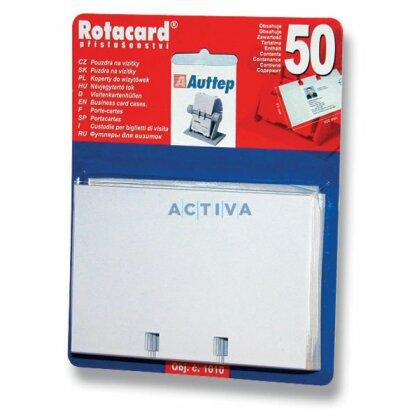 Obrázek produktu Auttep Rotacard - náhradadní fólie do rotačního vizitkáře