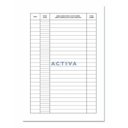 Obrázek produktu Optys - provozní deník stroje
