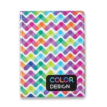 Obrázek produktu Obal na doklady Style - mix barev a motivů