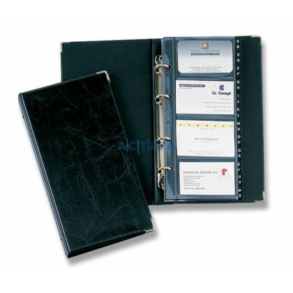 Obrázek produktu Durable Visifix - vizitkář - černý