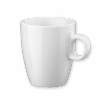 Obrázek produktu LIEN - porcelánový hrnek, 200 ml, bílá