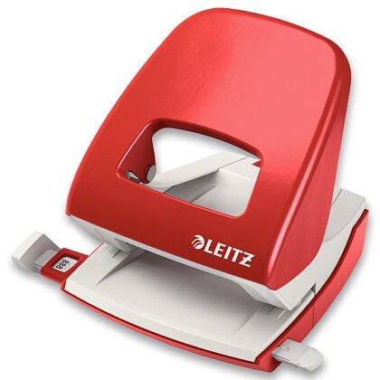 Obrázek produktu Leitz NeXXT 5008  - děrovačka-  na 30 listů, červená