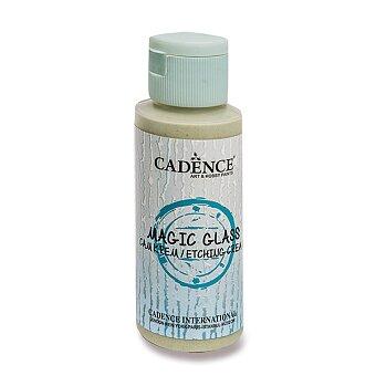 Obrázek produktu Leptací médium na sklo Cadence Magic glass - 59 ml