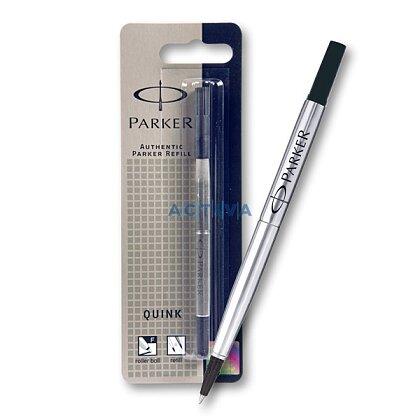 Obrázek produktu Parker - náplň do rolleru - 0,5 mm, černá